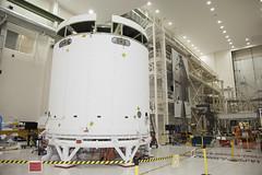 EFT-1 Service Module