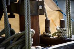 Cordage (Arno MB) Tags: port boat bateau