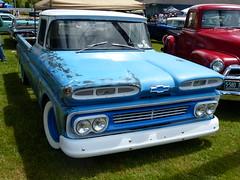 Z-Mans  Chevrolet (bballchico) Tags: chevrolet truck pickup carshow billetproof 2014 centraliawashington zmans billetproofwashington
