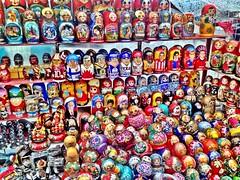 Classic russian dolls!