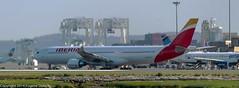 "Iberia Lneas Areas de Espaa, S.A., EC-LYF, 2013 Airbus A330-302, MSN 1437, ""Juan Carlos I"" (Gene Delaney) Tags: sa juancarlosi iberialneasareasdeespaa msn1437 2013airbusa330302 eclyf"