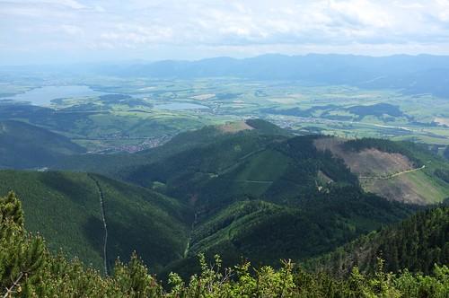 Za Liptowem - Niżne Tatry / Behind Liptov - Low Tatras