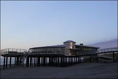 beach restaurant (Elly Snel) Tags: ameland island nl restaurant beach strand