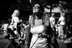 Catching the Sun (Frieslandfotografie) Tags: street straatfotografie amsterdam