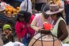 Juliaca market (fabioresti) Tags: perù juliaca 2016 canoneos80d sigma1770 market mercato mercado hat cappello frutta fruit