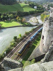 Photo of Passing Beneath The Battlements