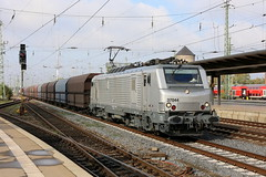 Captrain 37044-1 Kohlezug, Bremen (michaelgoll777) Tags: captrain prima bb37000