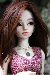 <3 her more (ban sidhe) Tags: minifee rheia mod fairyland bjd doll