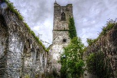 The Old Church (gr8fulted54) Tags: tonemapped hdr photomatix on1 nikon d7100 ruins
