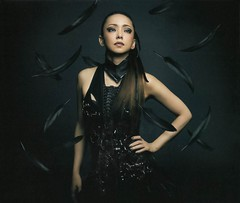 (CD+DVD  Jacket) Dear Diary_Fighter (2) (Namie Amuro Live ) Tags: namie amuro  deardiary deathnote fighter cddvd singlecover jacketsscans dvdcover