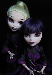 Elissabat&Veronica Von Vamp (_Caledonia_) Tags: veronica von vamp monstr
