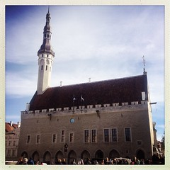 Tallin, Estonia (Watson's Wanderlust) Tags: tallin estonia iphone