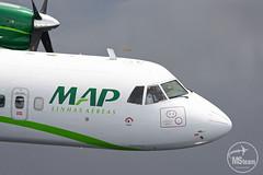 ATR-42-320 (Manaus Spotting Team) Tags: atr42 atr42300 aerospatiale maplinhasaereas voemap inflight msteam manaus manausspottingteam manausairport sbeg airplanes spotter megashot megaplane instaaviation instaplanes aviationgeek