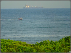 Playa de la Bota (Huelva) (Spain) (sky_hlv) Tags: playadelabota labota puntaumbra huelva andaluca espaa spain europe europa playa praia beach pinares costadelaluz oceanoatlntico atlanticocean verano summer vacaciones