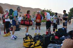 Stage 1 - 4th NBO Oman Desert Marathon