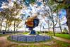 The Sphere (Kansas Poetry (Patrick)) Tags: newyorkcity nyc batterypark thesphere manhattan patrickemerson patricknancydonewyork