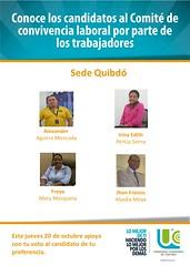 Candidatos Quibd (ucooperativadecolombia) Tags: candidatos sedes ucc comit de convivencia octubre universidadcooperativadecolombia