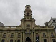 "Santiago: la Plaza de Armas <a style=""margin-left:10px; font-size:0.8em;"" href=""http://www.flickr.com/photos/127723101@N04/30203175541/"" target=""_blank"">@flickr</a>"