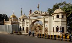0W6A8143 (Liaqat Ali Vance) Tags: main entrance gurdwara shaheedy asthan samadh maharajah ranjit singh google lahore liaqat ali vance photography sikh architecture architectural heritage punjab pakistan