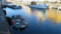 Scrap and junk barge (Bjrn Steiner) Tags: scrap junk barge copenhagen kbenhavn nyhavn denmark danmark
