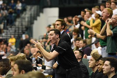 MBasketball-vs-Oregon State, 12/3, Chris Crews, DSC_9649 (Niner Times) Tags: 49ers basketball beavers cusa charlotte d1 mens ncaa oregon pac12 state unc uncc ninermedia