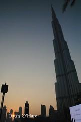 DSC_0117 (rj_ohare) Tags: skyscraper building burj khalifa tall sunset dubai