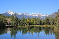 Banff, Alberta, Canada. (Seckington Images) Tags: banff alberta canada flickr water sky