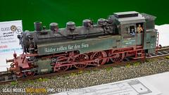 BR.86 Steam Locomotive - Geoff Warren
