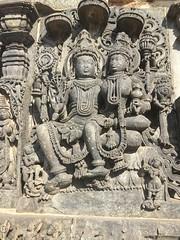 Temple walls 15 (kaushal.pics) Tags: helbedu hoysala