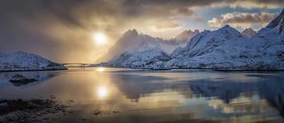 Fog Over Selfjorden (explored)