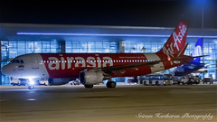 VT-ATF AirAsia India Airbus A320-216(WL) - cn 6015 (Sri_AT72 (Sriram Hariharan Photography)) Tags: airasia air asia india vtatf bengaluru international airport bial bia kia kempegowda blr vobl plane spotting aviation photography passion