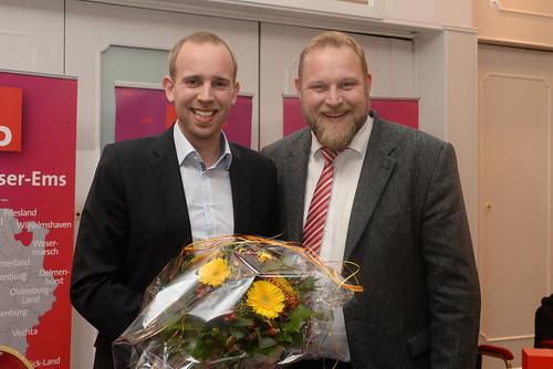 Nominierung als Bundestagskandidat der SPD für 2017!
