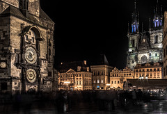 Stare Mesto, Prague (TheRoamingIntrovert) Tags: prague nighttimephotography canon travel europe staremesto