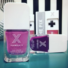 X factor. (Joseph Skompski) Tags: columbiamd columbia maryland mallatcolumbia sephora xfactor nailpolish cosmetics squareformat