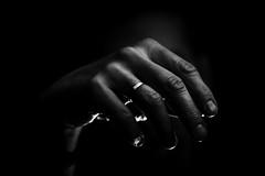 Accept Me For What I Am. (Gr⊙f: ⊙f the p⊙p) Tags: hand bw blackandwhite yourbestshot2016