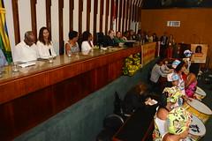 01.12.2016 - Sessão especial de outorga da Comenda 2 de Julho a Cantora Margareteh Menezes (Deputado Marcelo Nilo) Tags: 01122016 sessão especial de outorga da comenda 2 julho cantora margareteh menezes