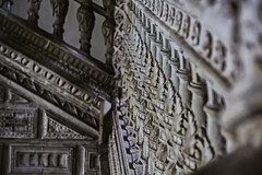 Balaustrada (Ignacio M. Jimnez) Tags: balaustrada balustrade piedra stone museo museum santacruz toledo castillalamancha espaa spain