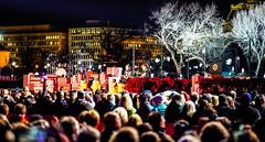 2016.12.01 Christmas Tree Lighting Ceremony, White House, Washington, DC USA 09318-2