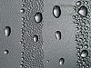 'Four, three, two, none' (Canadapt) Tags: water drops condensation tank pattern graphic bw keefer canadapt