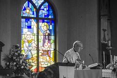 Divine Inspiration (Stevie Toye) Tags: mass religion divine nikon flickr priest colour color donegal wedding speech
