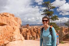 Peek-a-Boo trail (mfeingol) Tags: utah brycecanyonnationalpark brycecanyon peekabootrail ella