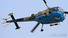 IAR-316B Alouette III 122 RoAF | Bucharest International Air Show 2016 (Horatiu Goanta Aviation Photography) Tags: industriaaeronauticromn iarbraov iar iar316 iar316b iar316alouetteiii iar316balouetteiii sa316 sa316b sa316alouetteiii sa316balouetteiii industriaaeronauticaromana iarbrasov aerospatiale sudaviation aerospatialealouetteiii sudaviationalouetteiii alouetteiii elicopter helicopter hubschrauber chopper heli helo transporthelicopter transporthubschrauber turboshaft turbineengine turbomecaartouste turbomecaartousteiiib coldwaraircraft coldwarhelicopter romania romanianairforce forteleaerieneromane airforce militaryaviation nato bucharestinternationalairshow bias bucharestbaneasa baneasa bbu lrbs display aerobatics airshow internationalairshow aircraft airplane aviation aerospace horatiu goanta horatiugoanta bias2016 bucharestairshow2016 bucharestinternationalairshow2016 coldwar alouette