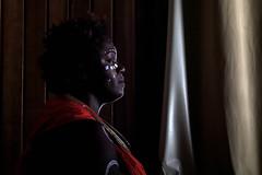 Waiting her turn (AdrianoSetimo) Tags: portrait retrato lightandshadow actress atriz focus olympusomdem10 olympusmzuikodigitaled1240mmf28pro olympus1240mm teatro drama hss