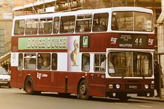 LOTHIAN REGIONAL TRANSPORT 820 G820GSX (bobbyblack51) Tags: lothian regional transport 820 g820gsx leyland olympian alexander rh edinburgh 1996