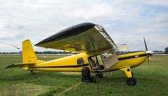 N395H Super Courier, Oshkosh (wwshack) Tags: airventure2016 eaa eaaairventure fairchildhelio helio kosh osh oshkosh supercourier usa unitedstates whittmanregional wisconsin n395h