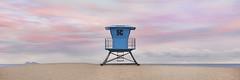 Coronado Sands (Lee Sie) Tags: coronado beach sand coast pacific ocean lifeguard tower sky clouds outdoors sea coastal dune sandiego california west
