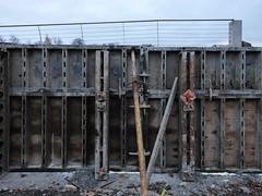 (turgidson) Tags: panasonic lumix dmc g7 panasoniclumixdmcg7 panasonicg7 micro four thirds microfourthirds m43 g lumixg mirrorless olympus m zuiko digital ed 12mm f20 f2 olympusmzuikodigitaled12mmf20 prime lens primelens wide angle wideangle silkypix developer studio pro 7 silkypixdeveloperstudiopro7 raw bray wicklow ireland flood defence protection relief scheme river dargle construction works p1080090 lower road lowerdargleroad wall concrete tsouthwest engineering southwestengineering boardwalk