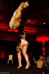 IMG_9305 (EddyG9) Tags: thebiggateauxshow gateaux burlesque dancer pasties lingerie costume sexy butt booty boobs hot people performer indoor music cocktails women topless neworleans louisiana 2016