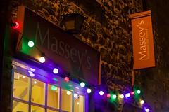 Massey's Magic 1 (ianwyliephoto) Tags: corbridge northumberland tynevalley christmas lights festive sparkling twinkle 2016 community