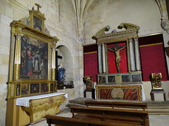 Interior Iglesia Santo Domingo antes Santo Tomé Soria 05 (Rafael Gomez - http://micamara.es) Tags: interior iglesia santo domingo antes tomé soria